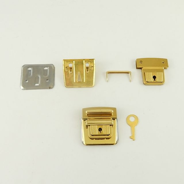 Steckschloss mit 1 Schlüssel, 5-teilig 56010163